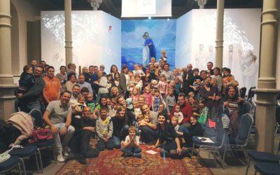 Spotkania modlitewne dla rodzin z dziećmi
