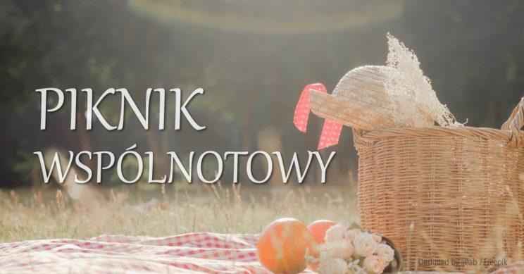 Piknik wspólnoty Mocni w Duchu